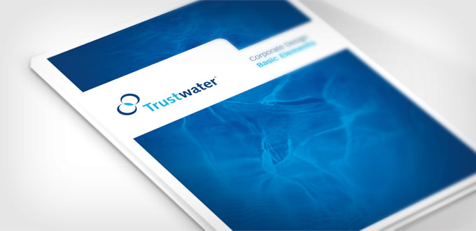 Corporate Design – Trustwater